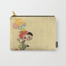The Clown / Balloons / Facade Carry-All Pouch