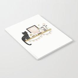 Magical Little Shelf Notebook