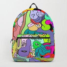 the ugliest moco Backpack