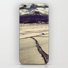 mt. shasta iPhone & iPod Skin