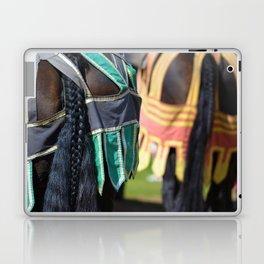 Jousting Horse - Braided Laptop & iPad Skin