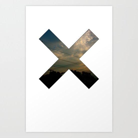 The XX  Art Print