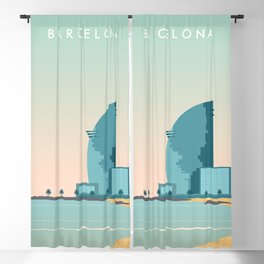 Barcelona Blackout Curtain