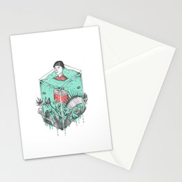 Earth Soup Stationery Cards