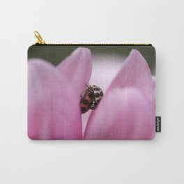 Pink Petal Love Carry-All Pouch