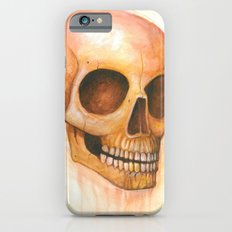 deaths grinning head iPhone 6s Slim Case