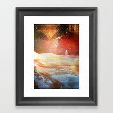 Christmas II Framed Art Print