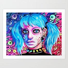 Sal Art Print
