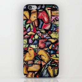 Hildegaard's Garden iPhone Skin