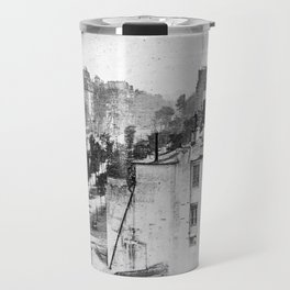 Boulevard du Temple Daguerreotype Travel Mug