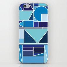 Kaku Blue iPhone & iPod Skin