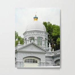 Johor Bahru Study 9 Metal Print