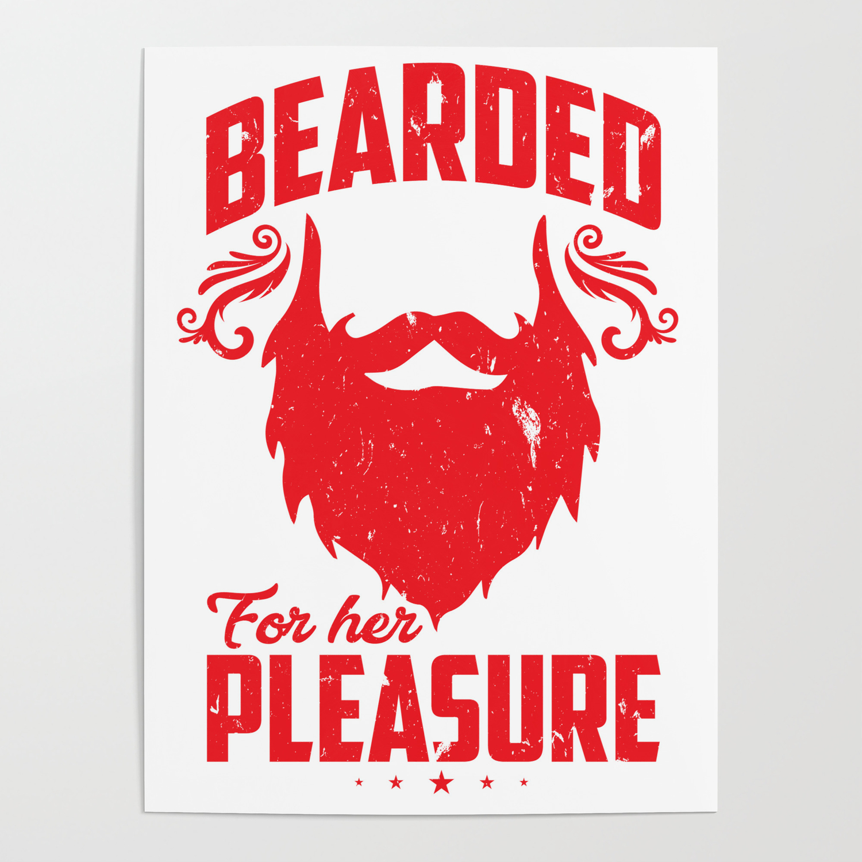 Bearded For Her Pleasure Beard Men