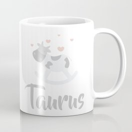Taurus April 20 - May 20 - Earth sign - Zodiac symbols Coffee Mug