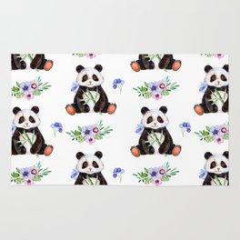 Garden Panda Rug