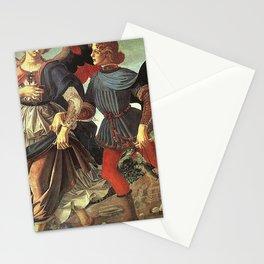 Angels - Leonardo Da Vinci Stationery Cards