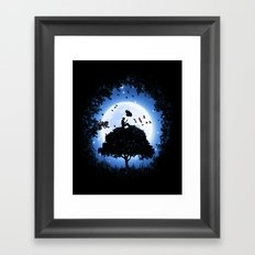 For Every Wish I Had Framed Art Print