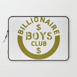 billionaire boys club #society6 #decor #buyart #artprint Laptop Sleeve