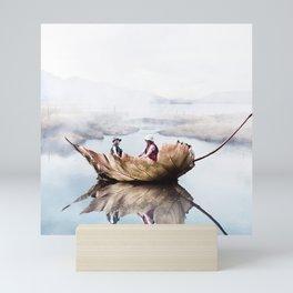 Autumn is Coming Mini Art Print