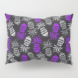 Purple Ananá Pinapple Punch Pillow Sham