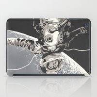 gravity iPad Cases featuring Gravity by Señor Salme