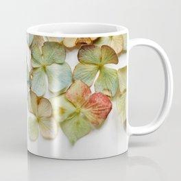 Hydrangea Petals no. 2 Coffee Mug