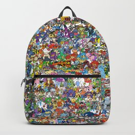 pokeman Backpack