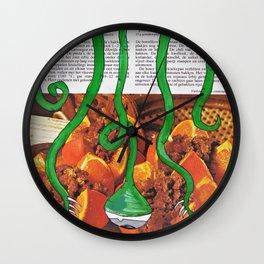 Eyebloop Wall Clock