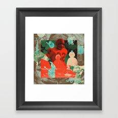 Innersmile Framed Art Print
