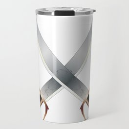 Crossed Cutlasses Travel Mug