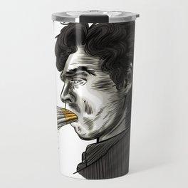 London Smoking Habit Travel Mug