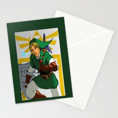 The Legend of Zelda: Link Stationery Cards