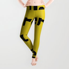 P. O. O. P Leggings