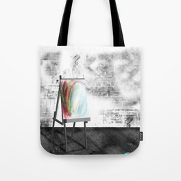 Opportunity Awaits Tote Bag