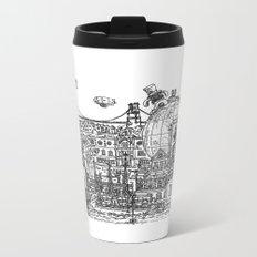 Busy City – Bristol, UK Metal Travel Mug