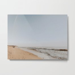 Half Moon Bay Metal Print