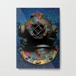 Divine Fish Metal Print