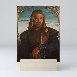 Ned Mini Art Print