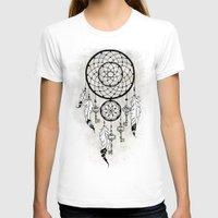 dreamcatcher T-shirts featuring Dreamcatcher by Nora Bisi