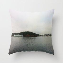Friday Harbor, 2 Throw Pillow