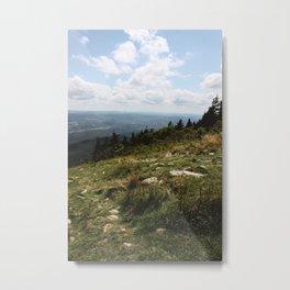 Mount Greylock II Metal Print