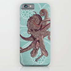 Octopus Bloom iPhone 6s Slim Case