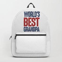 Gift for Grandpa Backpack