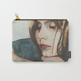 E is for Ennui Carry-All Pouch