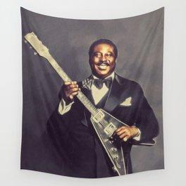 Albert King, Music Legend Wall Tapestry