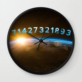 Grabovoi 71427321893 Wall Clock