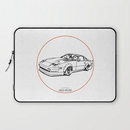 Crazy Car Art 0052 Laptop Sleeve