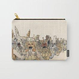 Koukeri (Mummers) Carry-All Pouch