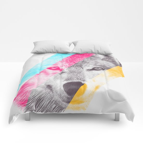 Wild 2 by Eric Fan & Garima Dhawan Comforters