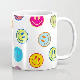 Smiley Obsessed #2 Coffee Mug